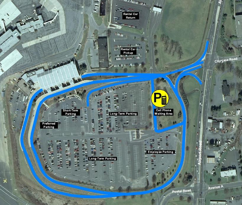 Parking Map Oct'13