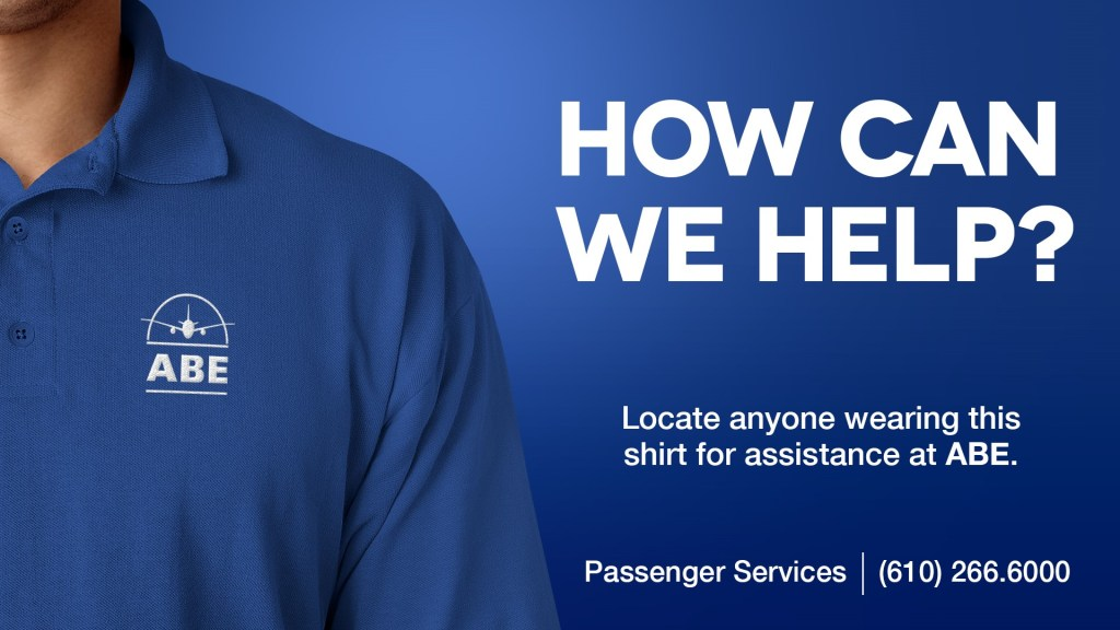 passenger-services-blue-shirt