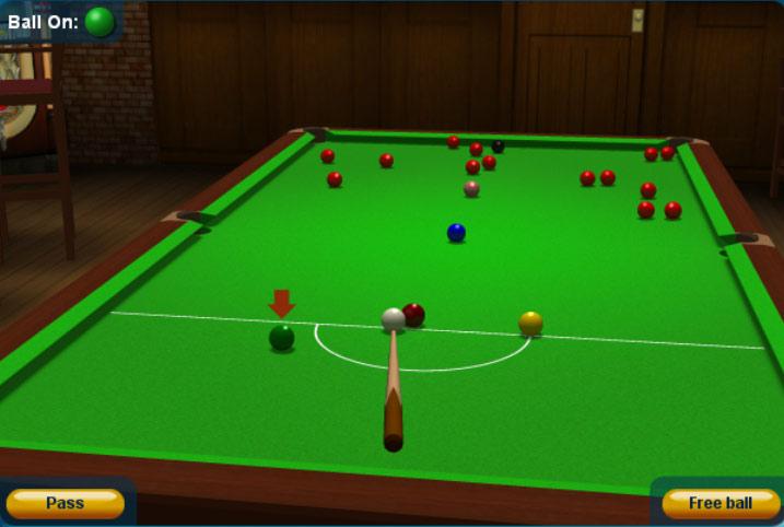 3d Wallpaper Pool Table Snooker Jogos De Snooker 3d