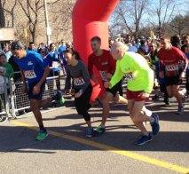 Start Run4Hope 10k