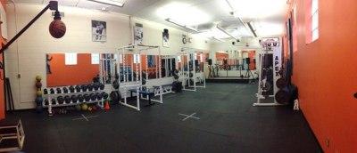 McMurchy Gym