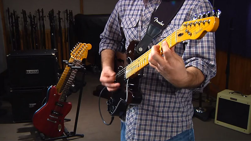 Modern Player Telecaster® Thinline Deluxe Electric Guitars