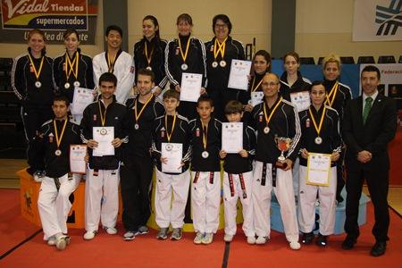 Open de España en La Nucia 2013