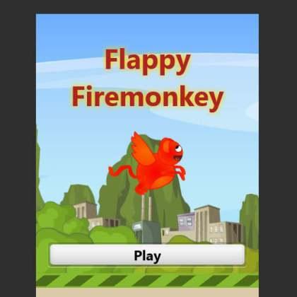 Delphi XE5 Firemonkey Flappy Bird