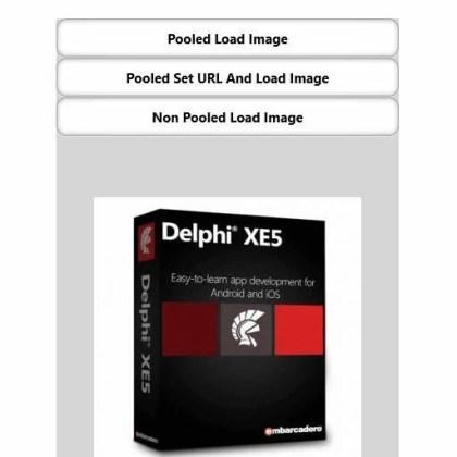Delphi XE5 Firemonkey Asynchronous HTTP Image Loader