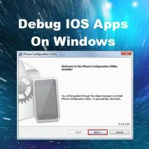 Delphi XE5 Firemonkey IOS Log Debug Windows