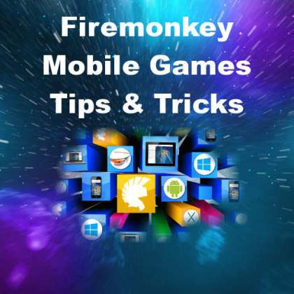Delphi XE6 Firemonkey Mobile Game Tools