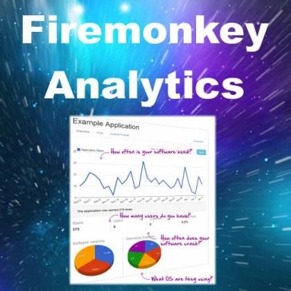 Delphi XE5 Firemonkey Windows Analytics