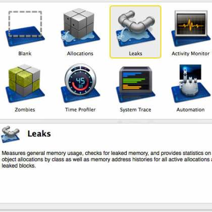 Delphi XE5 XE6 Firemonkey Debug Xcode Instruments Memory Leaks