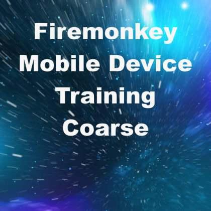 Delphi XE6 Firemonkey Free Training Coarse