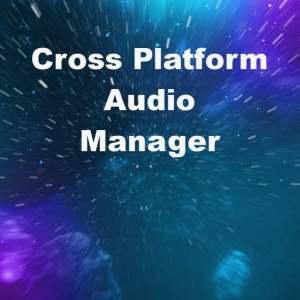 Delphi XE6 Firemonkey Audio Manager Class