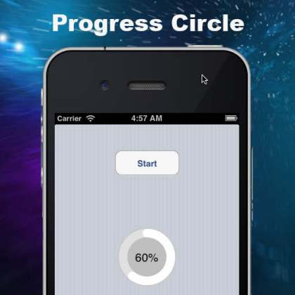 Delphi XE6 Firemonkey Progress Circle Tutorial