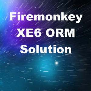 Delphi XE6 Firemonkey LINQ ORM Components