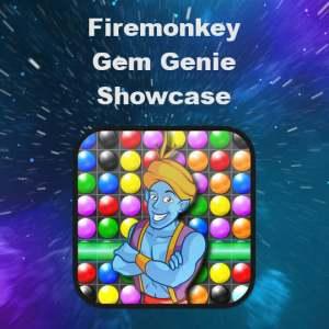 Delphi Firemonkey Gem Genie Match Three Game Showcase
