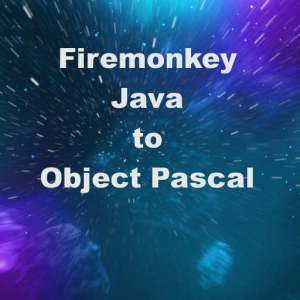 Delphi XE7 Firemonkey Android Java To Object Pascal JAR Interface Converter