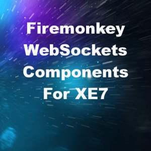 Delphi XE7 Firemonkey HTML5 WebSockets Components