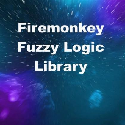 Delphi XE7 Firemonkey Fuzzy Logic Library