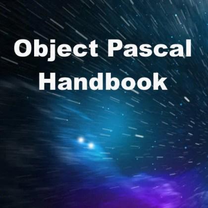 Delphi XE7 Firemonkey Object Pascal Handbook