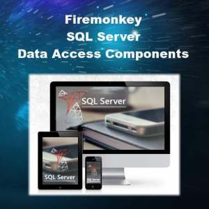 Delphi XE7 Firemonkey SQL Server Data Access Components Android IOS