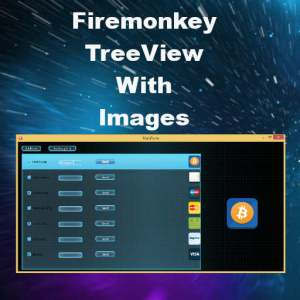 Delphi XE7 Firemonkey TreeView Images