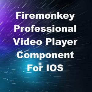 Delphi XE8 Firemonkey Video Player Component IOS FFMPEG