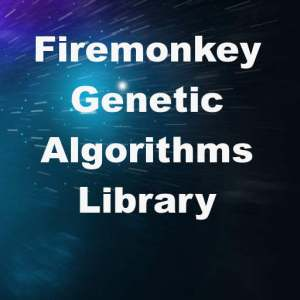Delphi XE8 Firemonkey Genetic Algorithms Library Android IOS