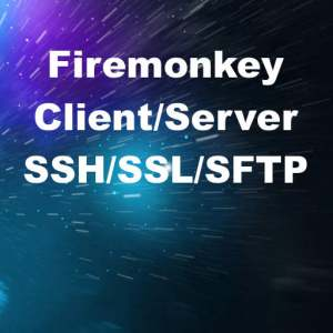 Delphi 10 Seattle Secure SSH Tunneling SSL Android IOS