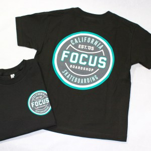 YOUTH TEE BLK