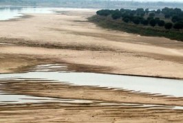 Water table rises in Ganga basin but so does salinity