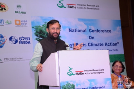 """National Conference on """"Post Paris Climate Action"""""""