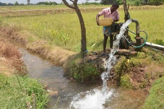 World Bank nod for ₹6,000 cr. groundwater recharge plan