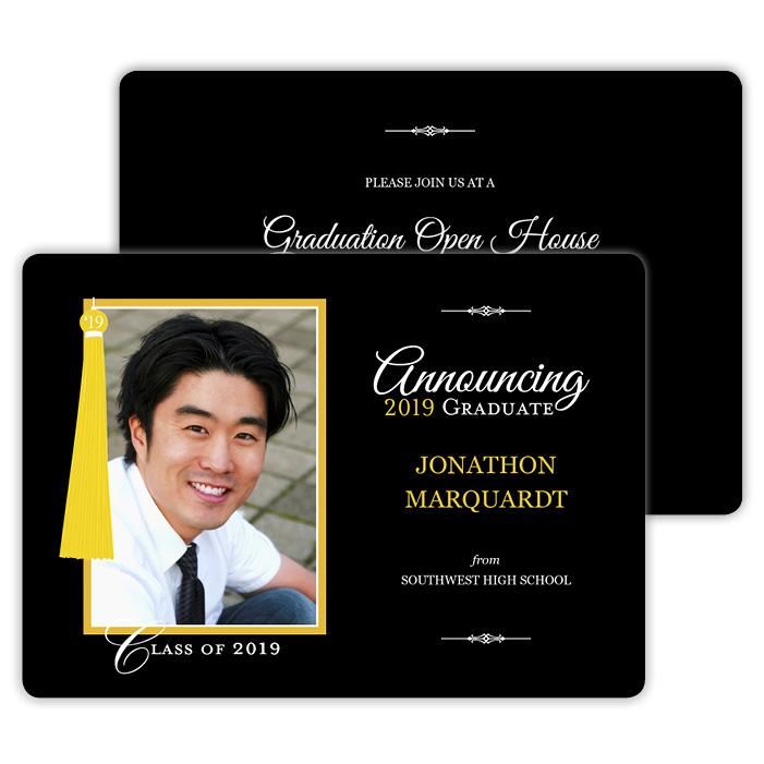 Graduation Invitations and Announcements