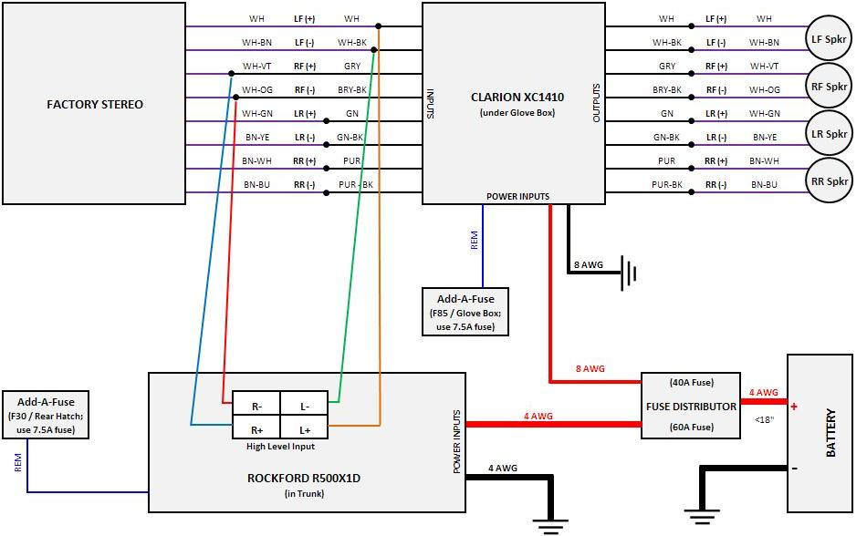 2012 ford mustang wiring diagram section 5