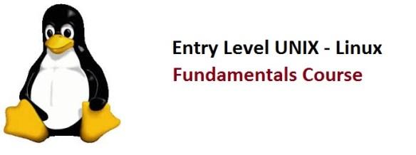 Unix-Linux Fundamentals Focus Training Services