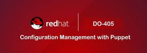 Configuration Management with Puppet (DO405)