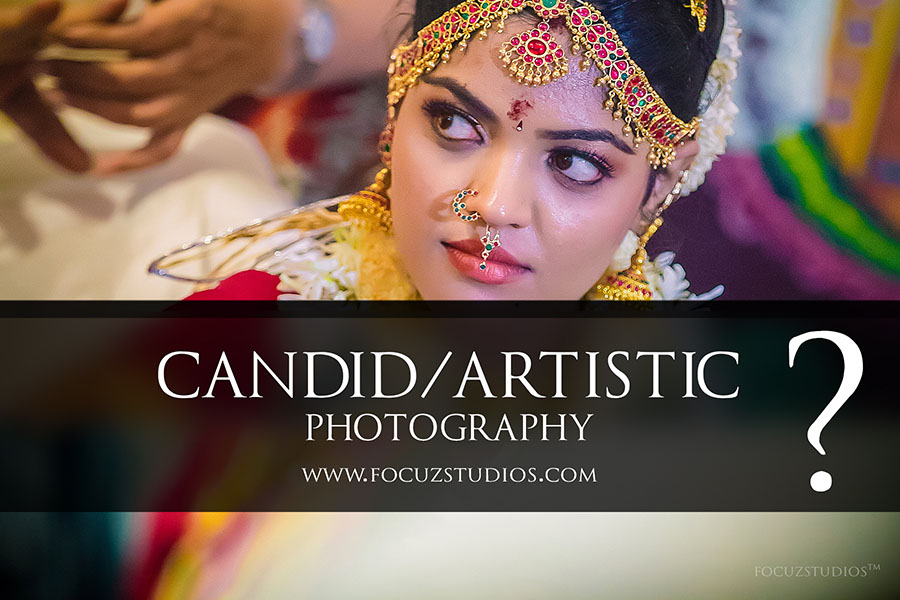 What is Candid Wedding Photography?