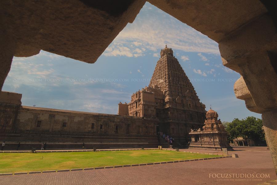 The Brahadeeshwara Temple Tanjore Big Temple Exclusive