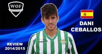 Video: Daniel Ceballos – Se mål, assists og skills