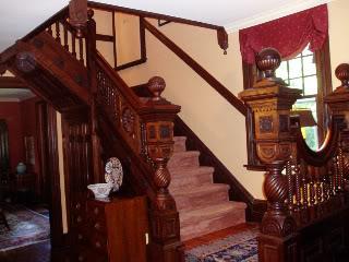 Vaux designed house on Westchestnut
