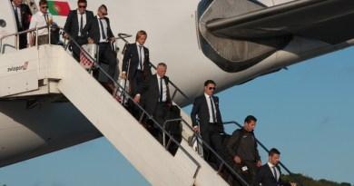 20140603_chegada da seleção croata