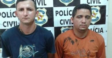 PM é preso suspeito de assaltar empresa (Foto: Divulgação/PC)