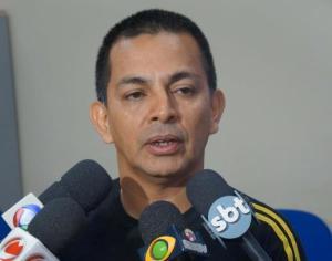 Delegado Marco Antônio de Oliveira e Silva  (Foto Divulgação Internet)