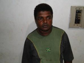 Foragido - Odeanes Dias dos Santos (acusado de assassinato)