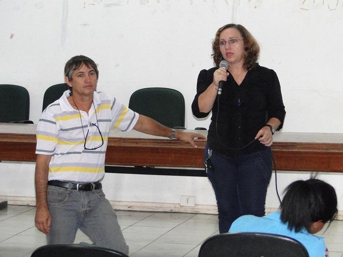 Coordenador de Edemias Luiz Carlos Piva (Fininho)