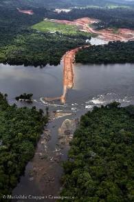 Belo Monte Dam Construction Site