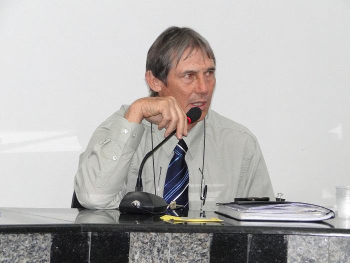 Vereador Denunciado Luizão (PMDB)
