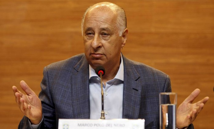 Presidente da CBF deve ser ouvido pela CPI do Futebol em outubro - Gabriel de Paiva / Agência O Globo