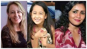 Leda Mara, Hanna Estela e Tainara Siqueira, foram cruelmente assassinadas