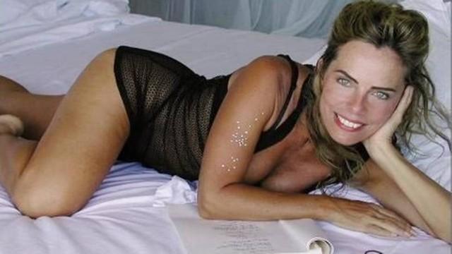Bruna posa de lingerie na foto que ganhou grande repercussão. Bruna posa de lingerie na foto que ganhou grande repercussão. Foto: Reprodução/ Facebook