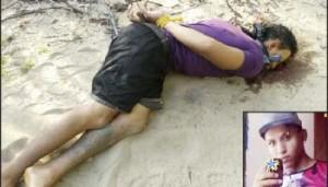 Crime passional pode ter sido a causa da morte de Ruan (detalhe)